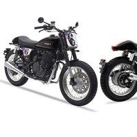 La Mash Dirt Track 650 es la moto más potente de la marca con 40 CV y cuesta 5.595 euros