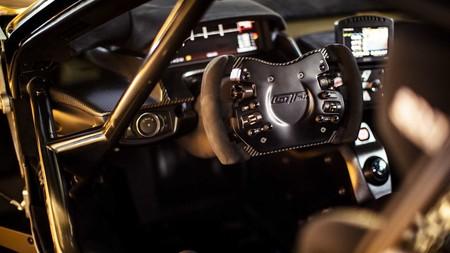 GT MK II interior