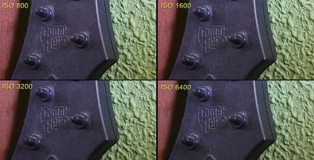 Panasonic Lumix Gx800 Nivel Ruido