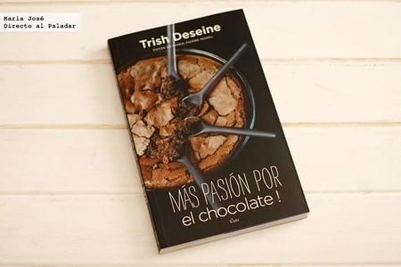 Más pasión por el chocolate! Libro de recetas