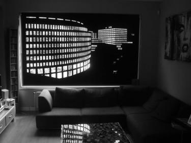 Unas originales cortinas perforadas que proyectan luz natural y dan una nueva vista a tus ventanas