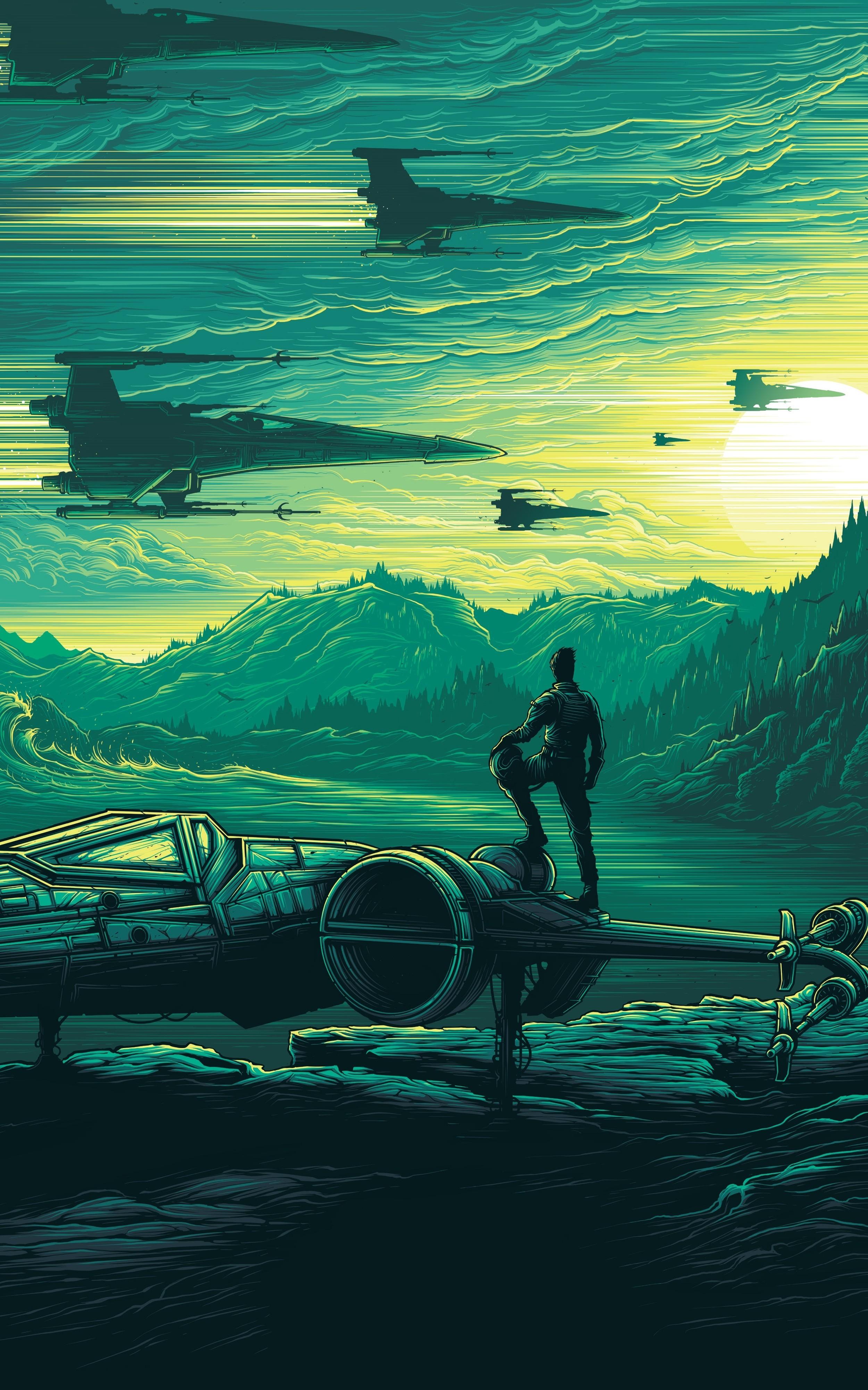 Foto de Fondos de pantalla de 'Star Wars' (2/13)