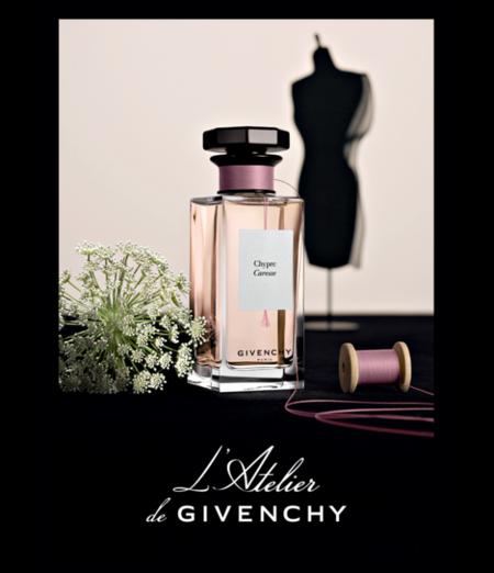 Las fragancias de L'Atelier de Givenchy, para coleccionar sin moderación