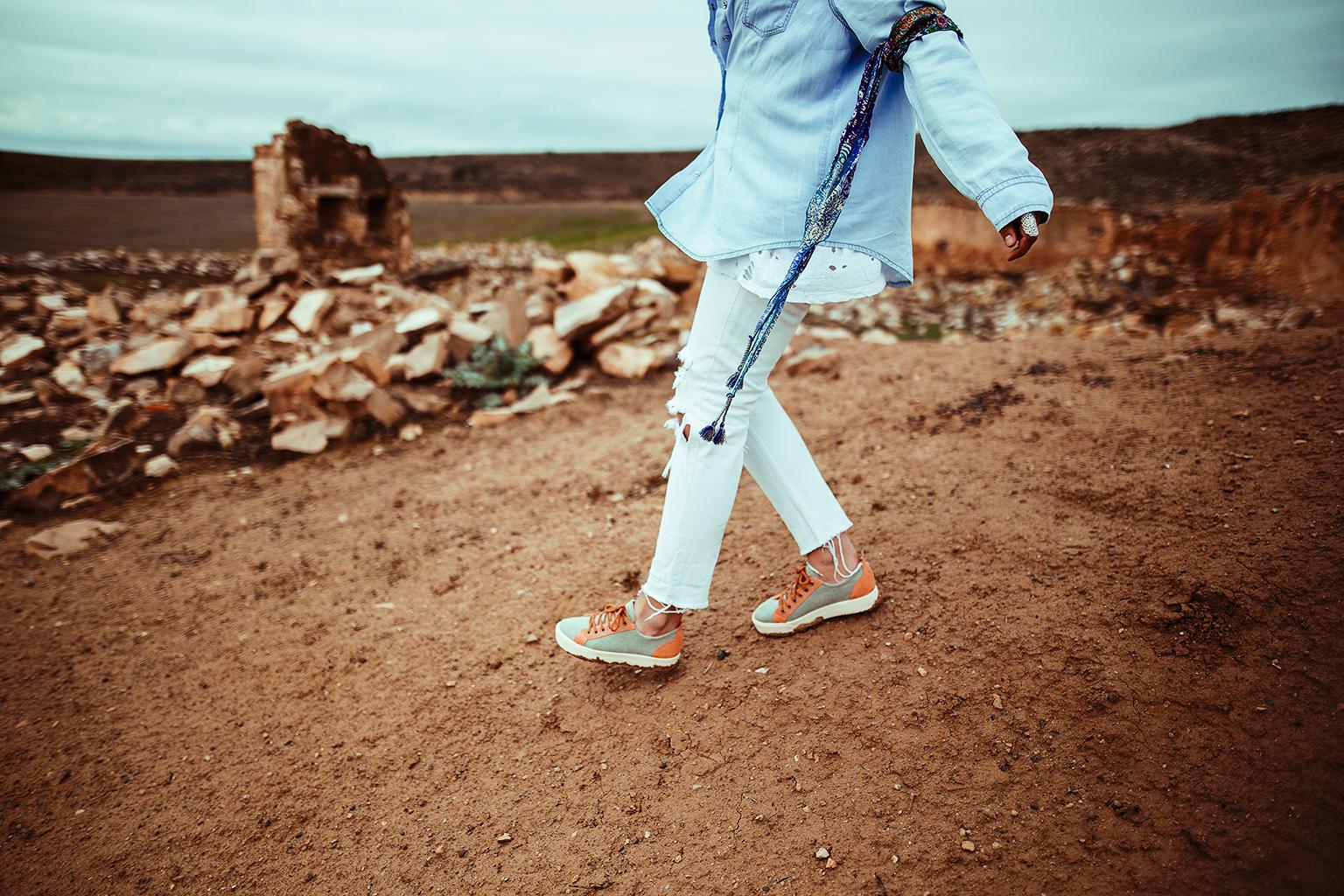 Foto de ¡Arrasando! Así vienen las Pompeii, lo último en zapatillas (11/32)