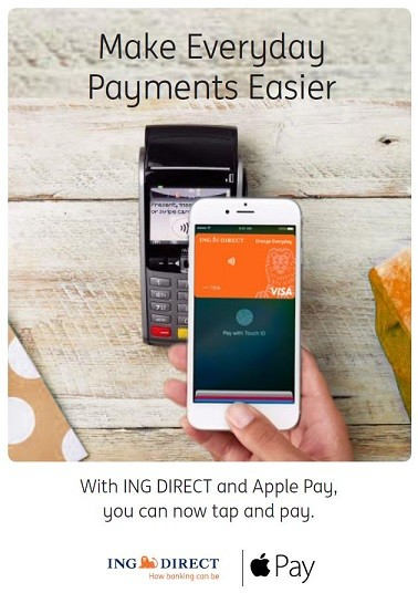 Apple Pay In Direct Australia