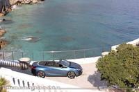 Opel Cabrio, presentación y prueba en Niza