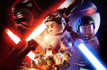 Star Wars: The Force Awakens tendrá su versión de LEGO en junio