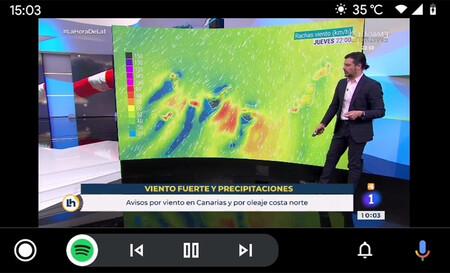 TDT en Android Auto: cómo instalar IPcarTV para ver la tele en el coche