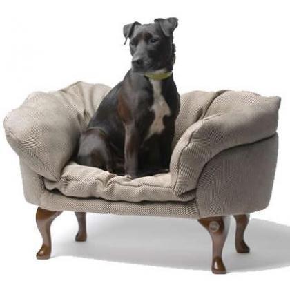Tweed: elegante camas para mascotas