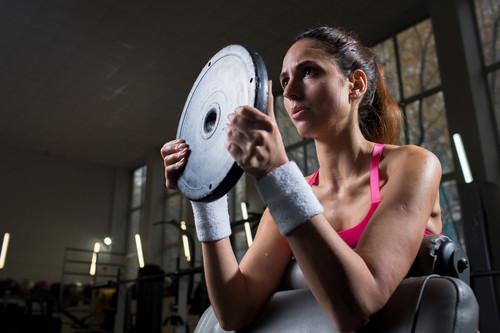 Así puedes entrenar todo tu cuerpo utilizando sólo un disco