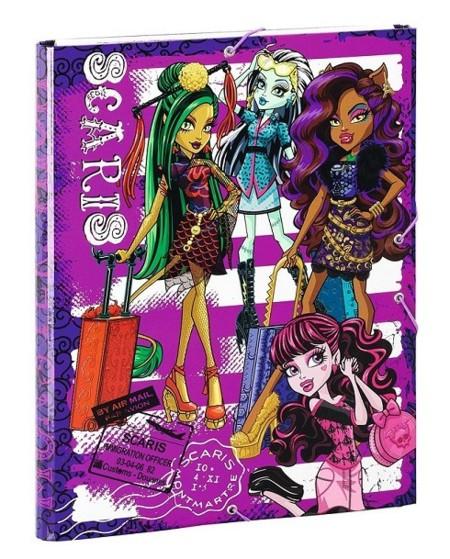 Carpetas Monster High