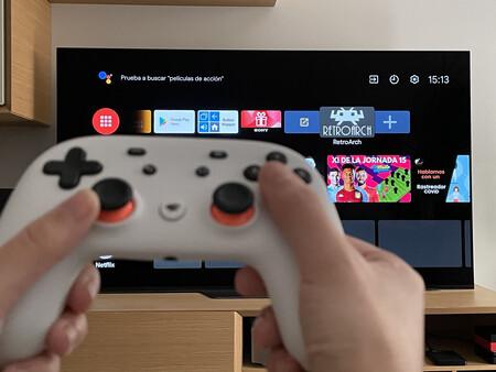 Cómo convertir tu televisor con Android TV en una consola instalando tan sólo la app RetroArch