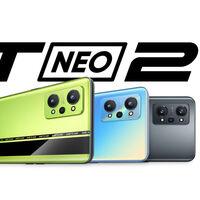 Realme GT Neo 2: el gama alta se renueva con Snapdragon 870, un nuevo diseño y más batería