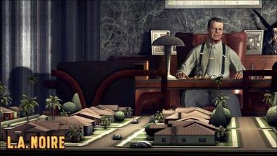 'L.A. Noire': los títulos de crédito se olvidan a gente
