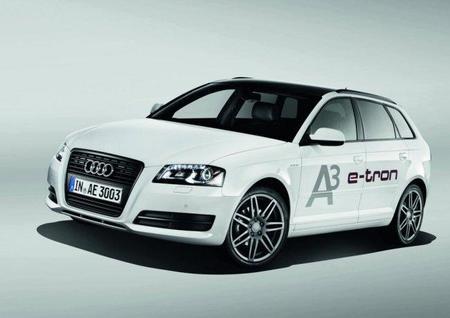 A3 e-Tron, el nuevo concept eléctrico de Audi