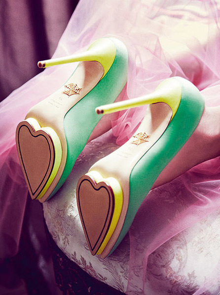 Be My Valentine by Charlotte Olympia
