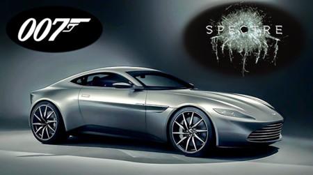 En el rodaje de la nueva película del 007 se gastan 37 millones de dólares en destruir autos, y tu que cuidabas tu coche