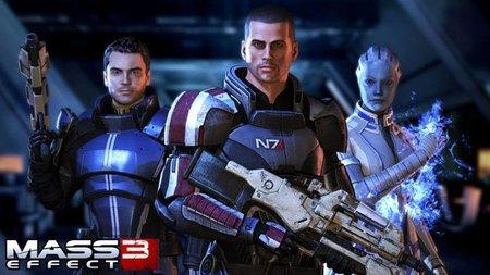 E3 2011: 'Mass Effect 3' en toda su gloria y esplendor
