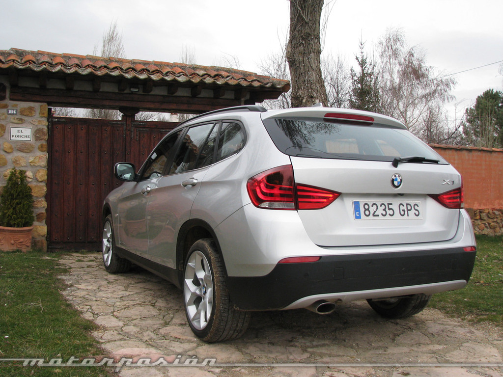 Foto de BMW X1 xDrive23d (prueba) (9/34)