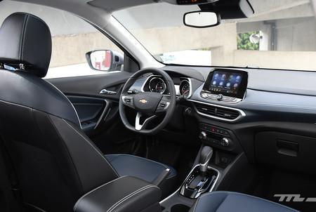 Chevrolet Tracker 2021 Opiniones Prueba Mexico 21