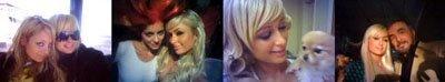 Móvil de Paris Hilton hackeado