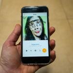 LINE pisa el terreno selfie y las máscaras 3D con Egg, un híbrido de MSQRD y Snapchat