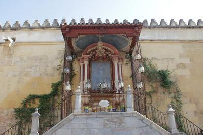 La Virgen de los Faroles en Córdoba