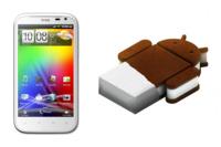 La gama HTC Sensation empieza a recibir Ice Cream Sandwich