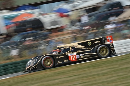 Rebellion Racing arrasa en Petit Le Mans
