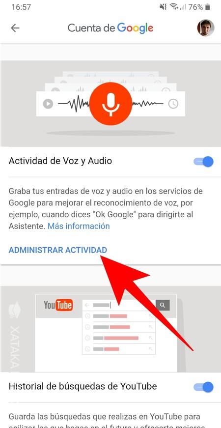 Actividad De Voz Y Audio