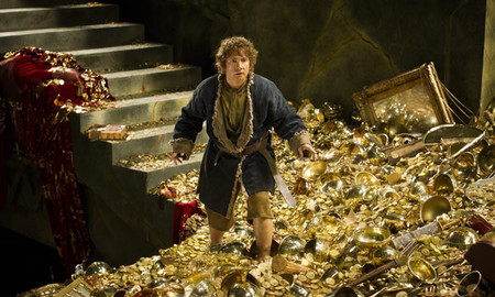 Taquilla USA: El hobbit resiste a Scorsese, Ben Stiller y Keanu Reeves