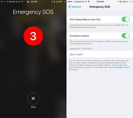 Tu iPhone puede salvarte la vida: una nueva función avisará a los servicios de emergencia en caso de necesidad