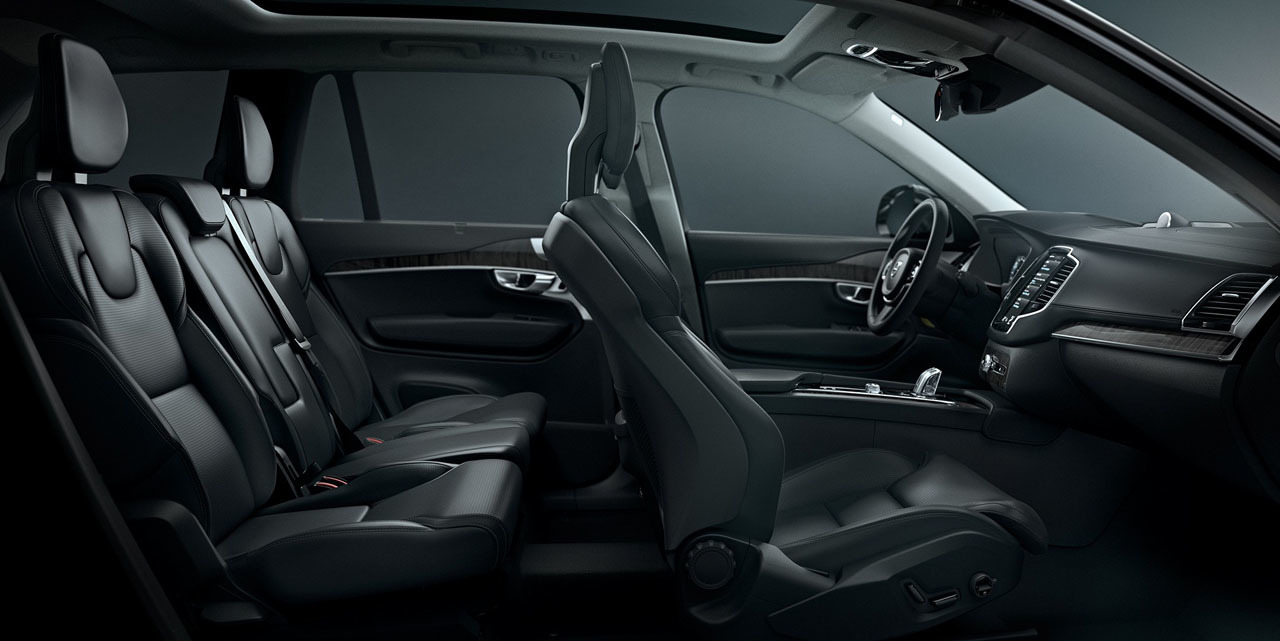 Foto de Volvo XC90, interior (8/39)