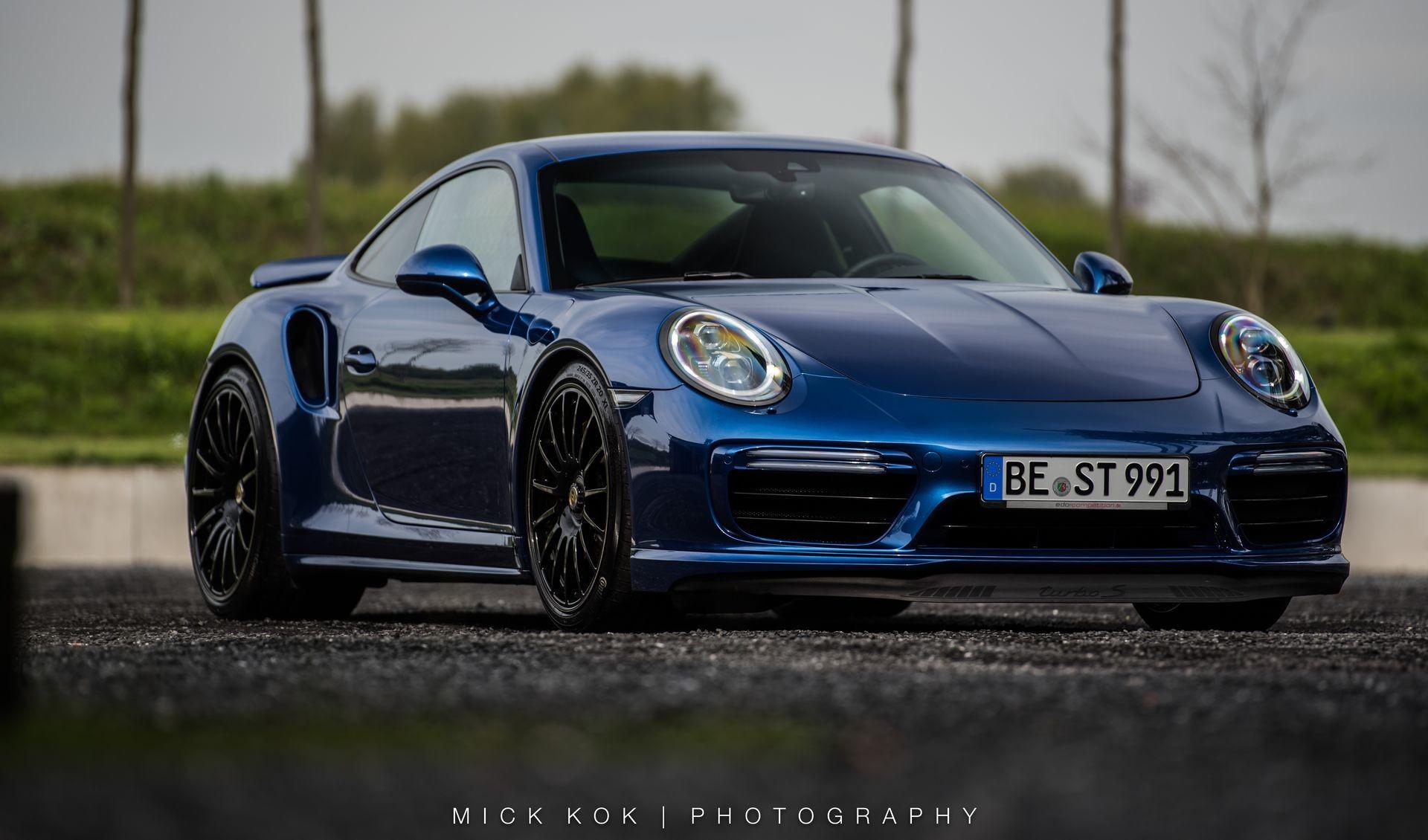 Foto de Porsche 911 Turbo S Blue Arrow (12/25)