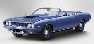 Un 1971 Plymouth Hemi 'Cuda Convertible busca dueño
