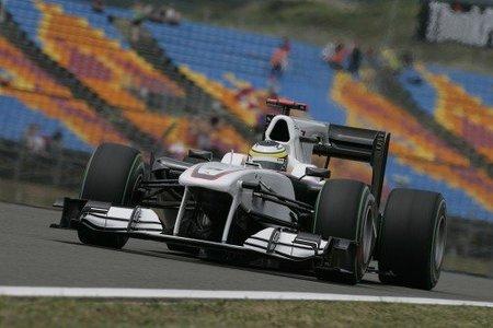 GP de Turquía 2010: Pedro de la Rosa se afianza y Sauber termina la primera carrera del año