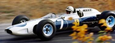 Las dos carreras en las que los coches de Ferrari en la Fórmula 1 no eran rojos