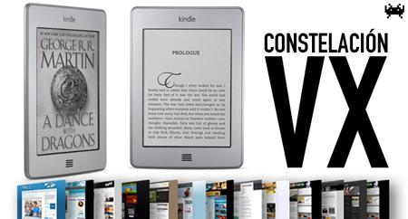 El Kindle Touch, los trabajos mejor pagados en Apple, y más peajes en Madrid. Constelación VX (XCIX)