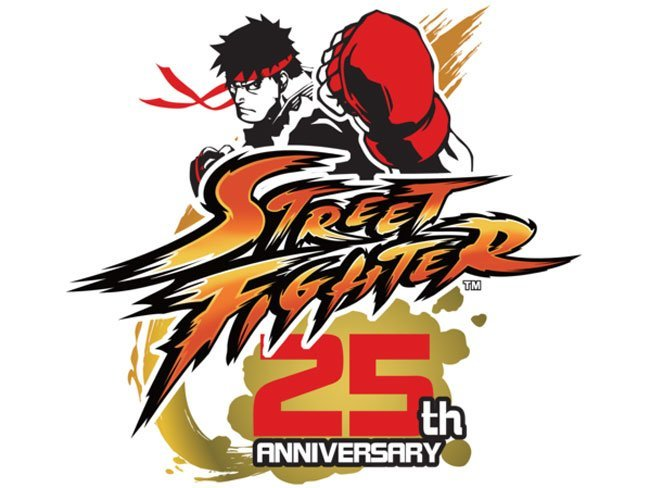 Street Fighter 25 aniversario