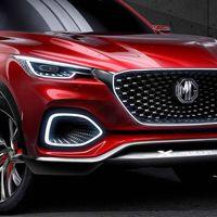 ¿MG y Mazda están trabajando juntos? No, pero el MG X-Motion Concept te hará pensar eso