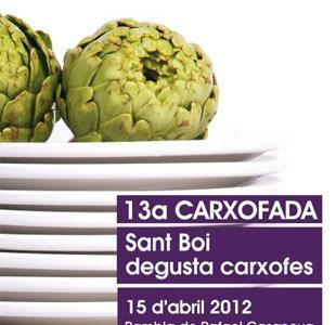 13a alcachofada, Sant Boi Degusta. Jornada Gastronómica