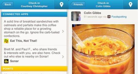Foursquare quiere que los servicios web interactúen con ellos