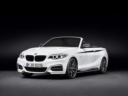 """Así queda el BMW Serie 2 Cabrio cuando lo llenas de """"chuches"""" M Performance"""