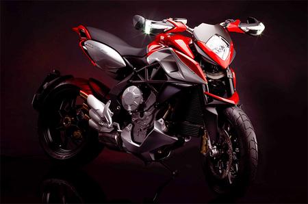 Salón de Milán 2012: MV Agusta Rivale 800