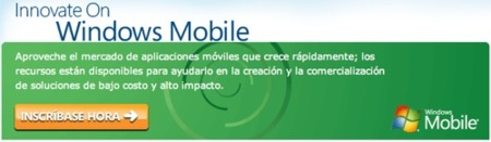 Innovate On Windows Mobile, servicios para desarrolladores