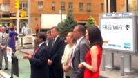 Las cabinas telefónicas se reconvierten en puntos de conexión WiFi gratuita en Nueva York