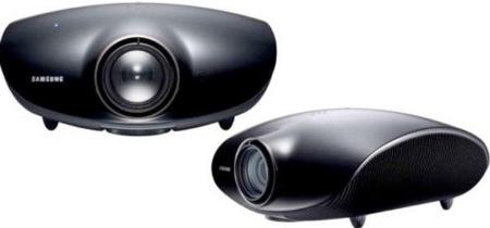 Samsung lanza proyectores Full HD con buen diseño