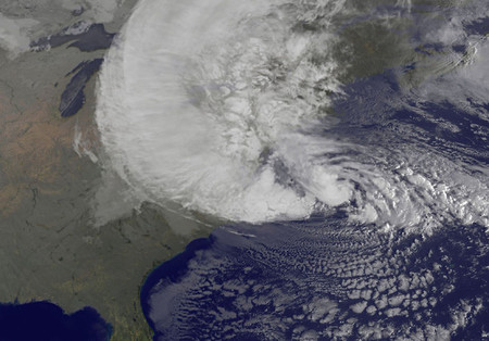 """""""Oh Sandy!"""" ¿Cuántos coches se ha cargado el huracán en EEUU?"""