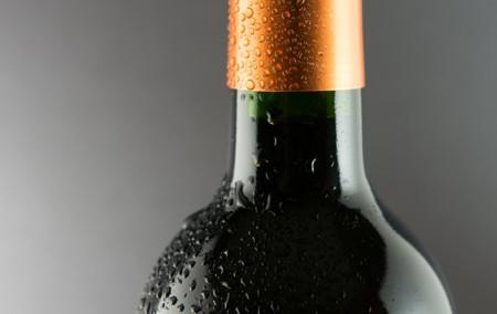 Alcohol botella