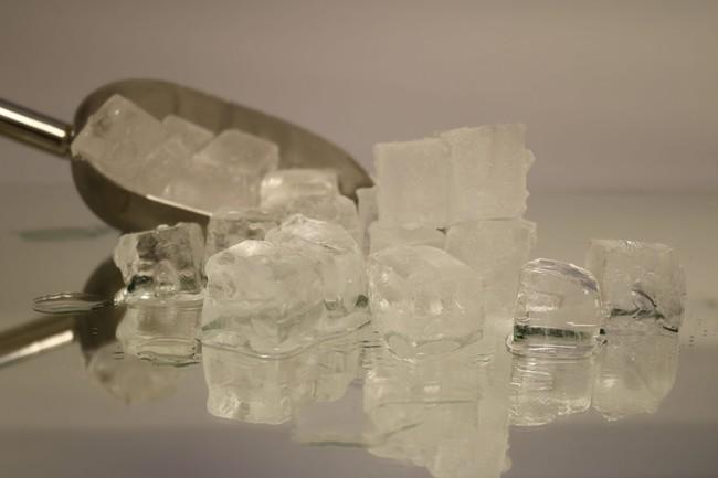 Ice Cubes With Shovel 3 Mini